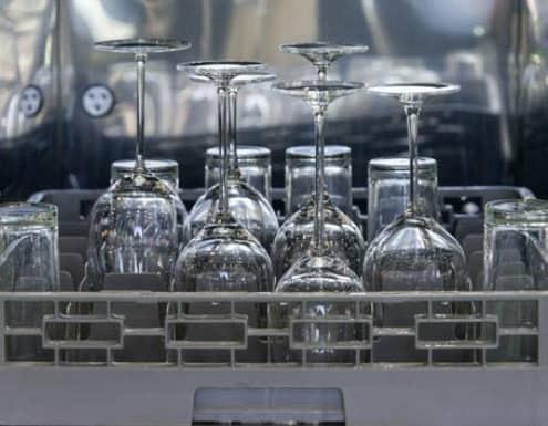 Nettoyage des verres