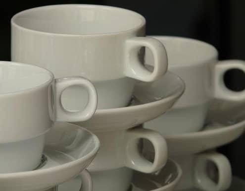 Traces sur les tasses