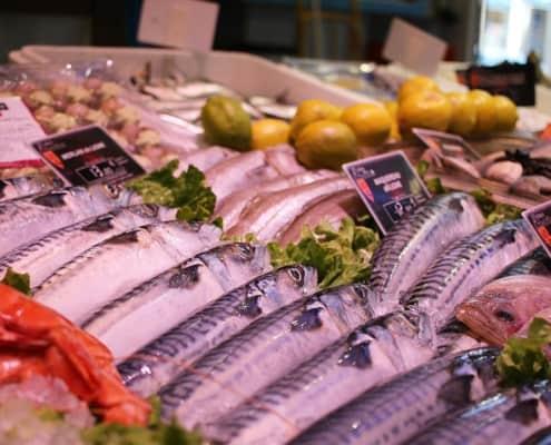 Hygiène alimentaire en poissonnerie