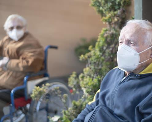 Confinement en maison de retraite